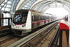 热烈祝贺我司在沈阳地铁一号线的热空气幕产品通过整体验