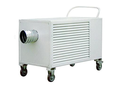 移动式电加热暖风机