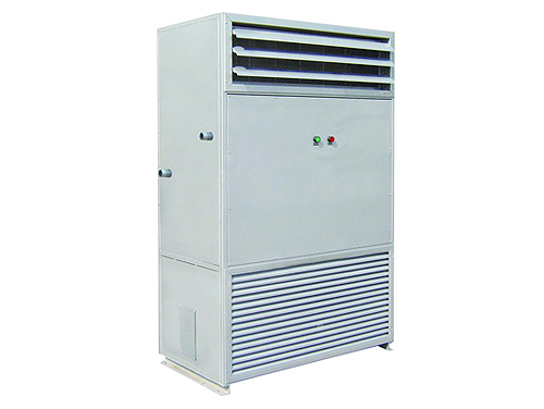 沈阳工业柜式热水暖风机