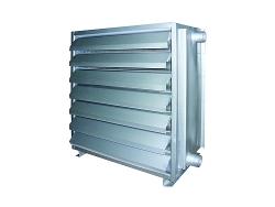 兰州高温热水型暖风机