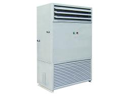 工业柜式热水暖风机
