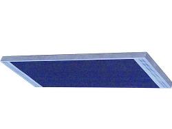 辐射式电暖器辐射板